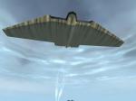 CC Attack Aerodyne using Afterburner
