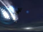 CC Bomber Aerodynes deploying Tactical Nuclear Bomb