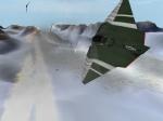 CC Fighter Aerodyne using Improved AIM Missle