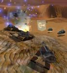 CC Main Battle Terradynes using Artemis Targeting System