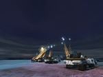Rocket Terradyne squads using Hellfire Missles