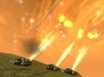 Rocket Terradynes using Hammerhead Warhead against an Airborne Target